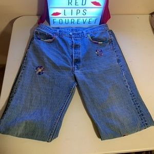 Levi's 501 button fly Jeans 👖
